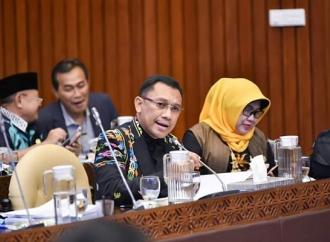 Ansy Tegaskan KLHK Harus Utamakan Konservasi TNK