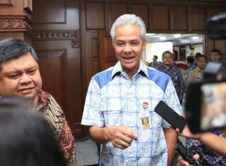 Sering Keliling Indonesia, Ganjar Tepis Rumor untuk Pilpres