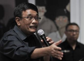 Hasil Survei Indo Barometer, Djarot: Prabowo Mau Maju Lagi?