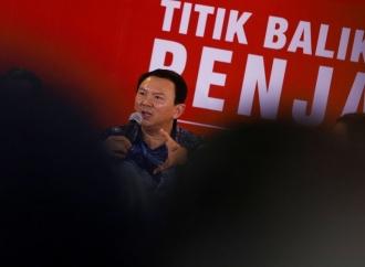 Megawati Jadi Tokoh Paling Sering Jenguk Ahok di Penjara