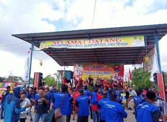 Idza Minta Perantau asal Brebes Eratkan Persatuan
