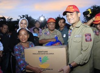 Mensos Dorong Langkah Nyata Atasi Banjir Karawang