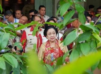 Megawati Instruksikan Kantor PDI Perjuangan Dipercantik