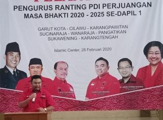 PDI Perjuangan Garut Mulai Konsolidasi Pemenangan