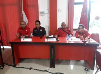 Calon Kepala BSPN PDI Perjuangan Se-Kalbar Uji Fit & Proper
