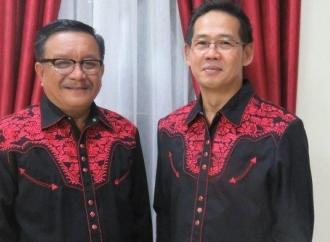 Pilkada Bitung, Maurits Benarkan Bakal Duet Dengan Hengky