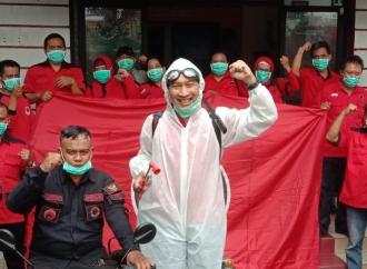 DPC PDI Perjuangan Jaktim Gotong Royong Hadapi Covid-19