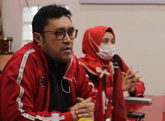 Hadapi Corona, Kader Banteng Jabar Siap Sisihkan Penghasilan