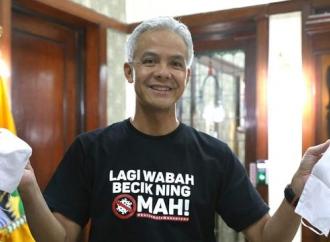 'Sentil' Wali Kota Tegal, Ganjar Minta PSBB Ditaati