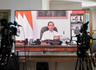 Empat Arahan Presiden Jokowi Soal Elektrifikasi