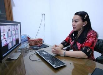 Karolin Ingatkan Camat Aktifkan Gugus Tugas Corona