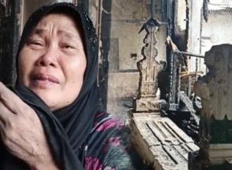 Kader Repdem Diminta Perbaiki Makam Syech Said Bachrin