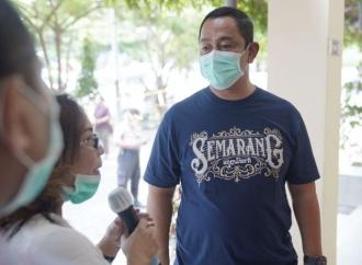 Hendi Tambah Penutupan Jalan di Kota Semarang