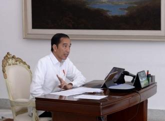 Jokowi Diminta Ubah Status Imbauan Jadi Perintah Tidak Mudik