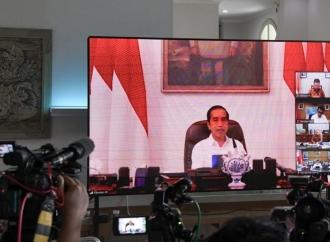 Begini Kata Jokowi GunaPercepat Realisasi Padat Karya Tunai