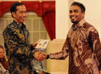Ini Kenangan Jokowi Akan Sosok Glenn Fredly
