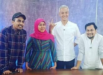 Ganjar Kenang Kemarahan Glenn Pada Intoleransi di Semarang
