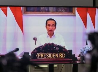 6 Arahan Jokowi Atasi Dampak Covid-19 di Sektor Tenagakerja