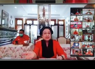 Megawati Minta Kepala Daerah Pelopori Kedaulatan Pangan