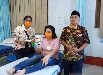 Ketua DPRD Kaltara Ajak Masyarakat Berdonor Darah