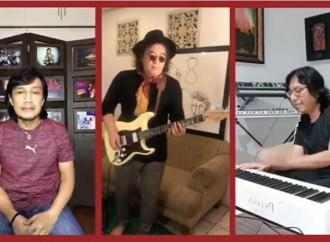 Lagu Kita Kan Bisa, Katon & KLa Project Semangati Indonesia