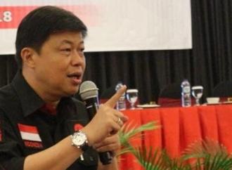 PDI Perjuangan Sumbar Salurkan 500 Paket Lebaran ke Da'i