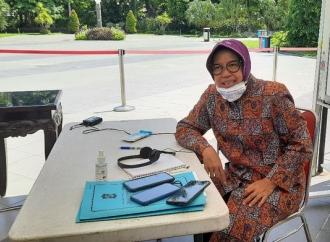 Risma Ajak Masyarakat Disiplin Jalani Protokol Kesehatan