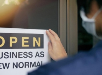 Perlu Hati-hati Dengan Istilah New Normal