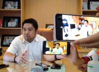 Keren, Syaripuddin Gelar Tes Cepat Corona untuk Wartawan