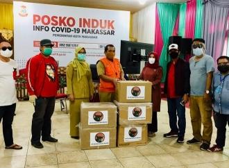 Peduli Covid 19 Banteng Makassar Sukses Capai Rp 446 Juta