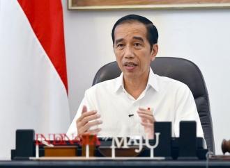 Presiden Jokowi Minta Agenda Strategis Tak Boleh Terhenti