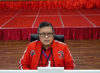 Hasto Minta Gubernur Jatim & Gugus Tugas Prioritaskan Rakyat