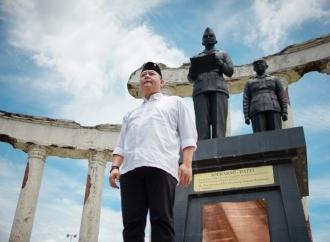 HUT Kota Surabaya, Whisnu: Api Semangat Tuntaskan Pandemi