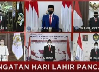 Jokowi: Mari Bersatu, Saling Peduli & Berbagi Untuk Kemajuan