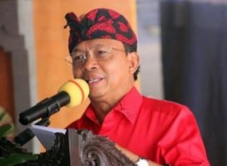 Mantul, PDI Perjuangan Bali Bagikan 30 Ton Beras