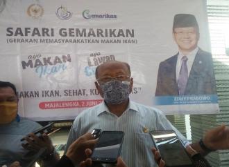 Ono: Perlu Program Khusus Tingkatkan Konsumsi Ikan