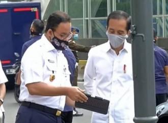 Pembatasan Sosial Basa Basi, Jakarta Belum Bisa Relaksasi