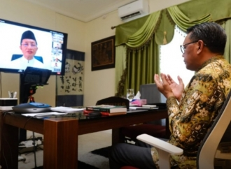Halalbihalal Virtual Dengan PB IKAMI, Ini Arahan Nurdin