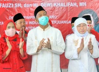 PDI Perjuangan Sumenep Mantap Usung Fauzi-Dewi