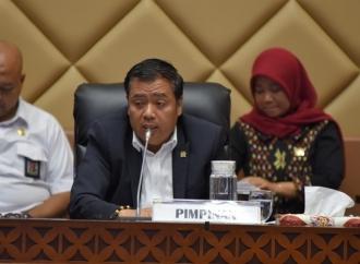 Lasarus Siap Perjuangkan Kenaikan Anggaran Kementerian PUPR