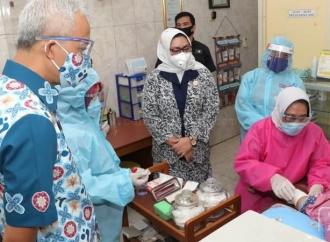 Pelayanan KB di Jateng Diharapkan Ikuti Protokol Kesehatan