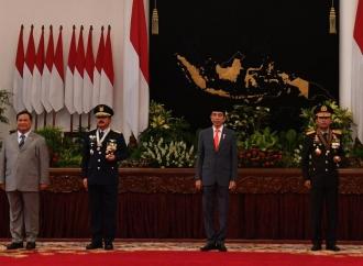 Presiden Jokowi: Selamat Peringatan ke-74 Hari Bhayangkara