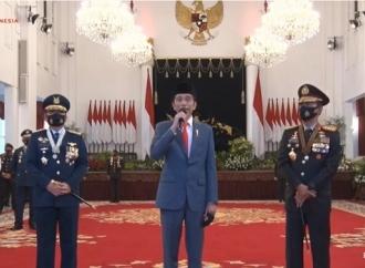 Peringatan Hari Bhayangkara, Presiden Beri Tujuh Instruksi
