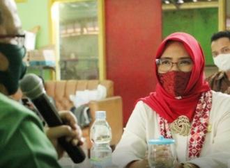 Kader PDI Perjuangan Merahkan Kota Cirebon