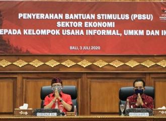 Koster Siap Salurkan Stimulus Ekonomi ke UMKM dan IKM