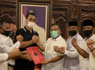 Pilkada Kepri, Banteng Anambas Siap Juarai Soerya-Iman