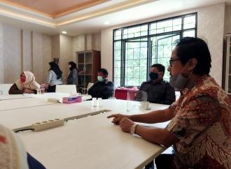 Baktiono Fasilitasi Rembuk Kader Senior Pelaku Sejarah