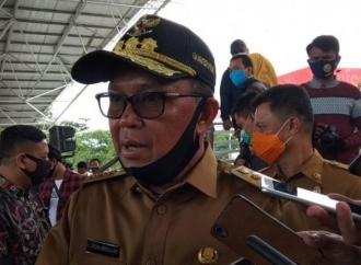 Nurdin Dukung Keseriusan Kota Makassar Atasi COVID-19