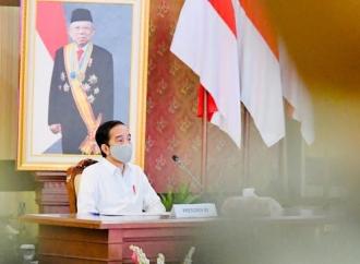 Presiden Jokowi Tagih Janji Penyelesaian Jalan Tol Cisumdawu
