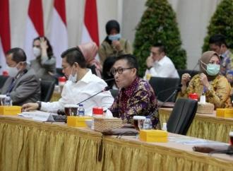 DPR Ingatkan KPK Awasi Penggunaan Dana Penanganan COVID-19